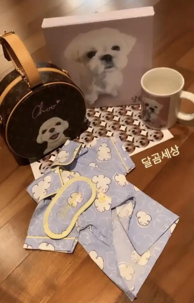 Sướng như cún cưng nhà Jisoo (BLACKPINK): Được tận 3 lãnh đạo cao cấp của Dior gửi thư tay, quà có giá gần 80 triệu đồng - Ảnh 9.