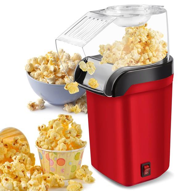 Bắt chước Hà Tăng sắm máy làm bắp rang bơ siêu tiện để nằm nhà xem phim xịn như đi cinema - Ảnh 8.