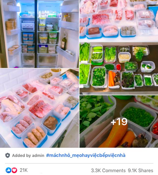 Cô nàng Sài Gòn chia sẻ mẹo bảo quản đồ ăn đang viral khắp cõi mạng: Hữu ích tới cỡ nào mà hút hơn 21k like? - Ảnh 1.
