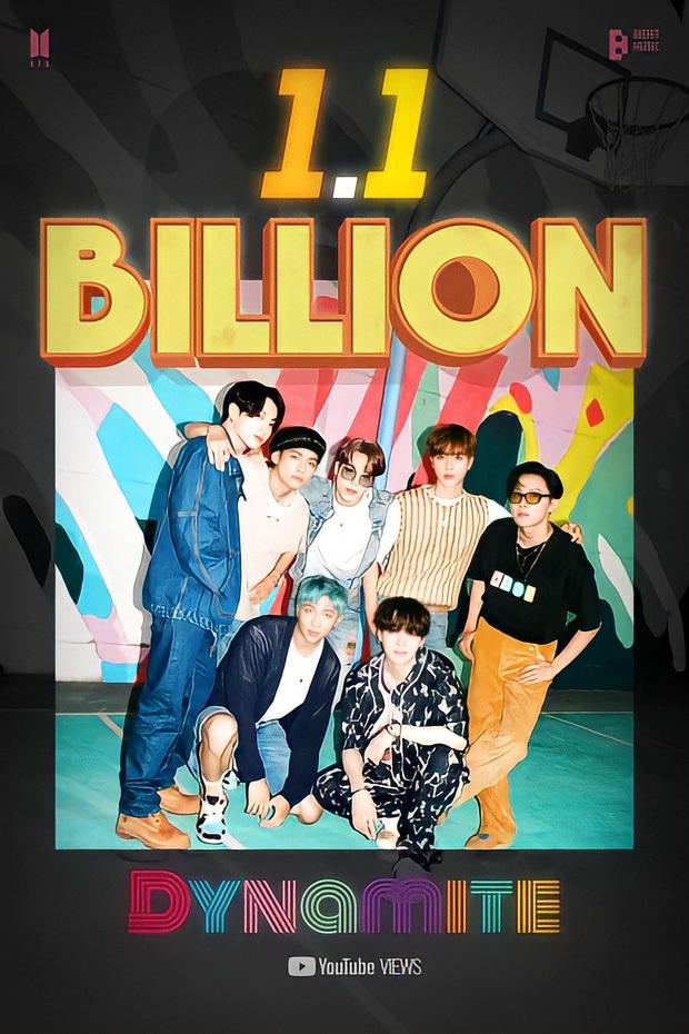 Bỏ xa BLACKPINK, Dynamite của BTS vượt mốc 1 tỷ stream trên Spotify, là nghệ sĩ Hàn đầu tiên làm được điều này! - Ảnh 3.