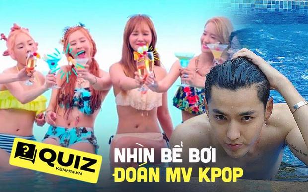 Quá bận và bức bối vì scandal của Ngô Diệc Phàm thì mình chill bên bể bơi qua các MV Kpop này thôi! - Ảnh 1.