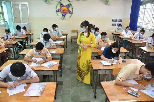 Hơn 3.300 học sinh TP.HCM chưa thi tốt nghiệp - Ảnh 1.