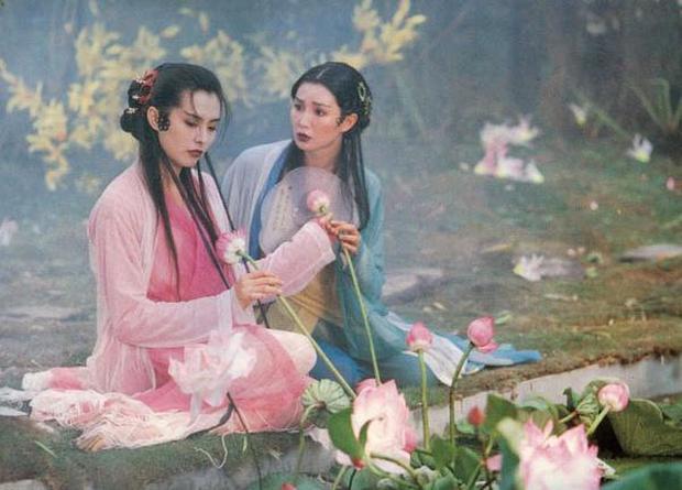 Nhan sắc tàn phai của cặp Thanh Xà - Bạch Xà đẹp nhất màn ảnh Hoa ngữ, sau 28 năm chỉ còn lại nỗi luyến tiếc - Ảnh 1.