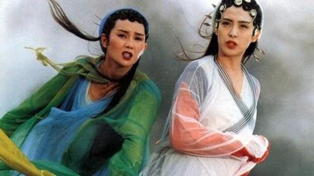 Nhan sắc tàn phai của cặp Thanh Xà - Bạch Xà đẹp nhất màn ảnh Hoa ngữ, sau 28 năm chỉ còn lại nỗi luyến tiếc - Ảnh 2.