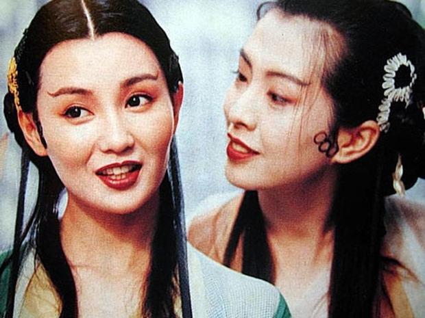Nhan sắc tàn phai của cặp Thanh Xà - Bạch Xà đẹp nhất màn ảnh Hoa ngữ, sau 28 năm chỉ còn lại nỗi luyến tiếc - Ảnh 3.