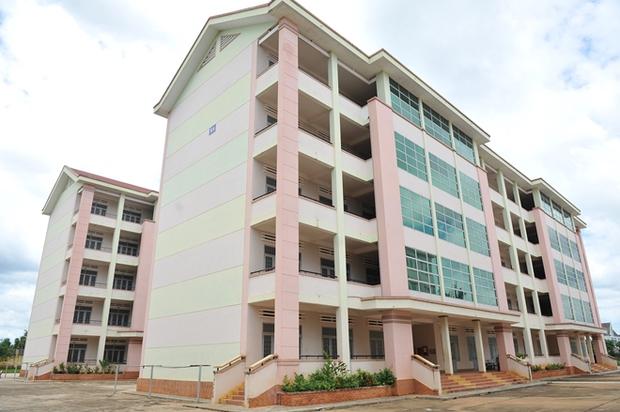 Đắk Lắk triển khai Bệnh viện Dã chiến 1.000 giường - Ảnh 1.