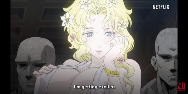 Không thể rời mắt với loạt ảnh cosplay nữ thần Aphrodite vòng một siêu khủng trong Record Of Ragnarok - Ảnh 1.