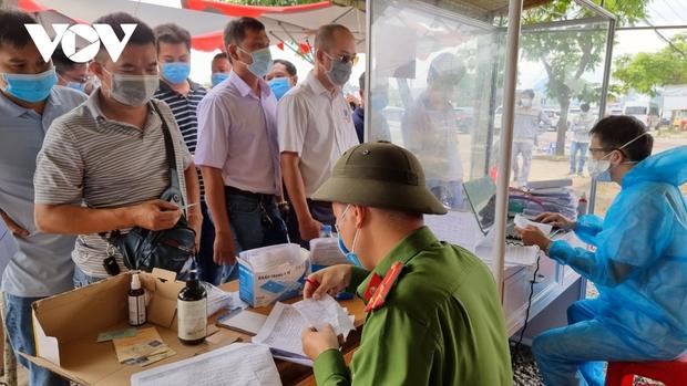 Tây Ninh ghi nhận 115 ca mắc COVID-19 trong ngày - Ảnh 1.