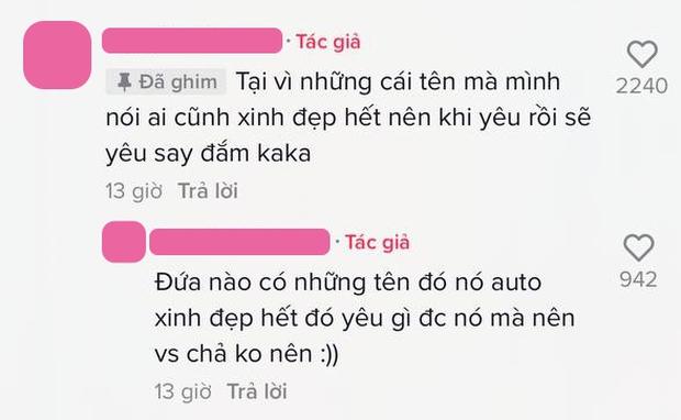 Thanh niên lên mạng công bố top 5 cái tên con gái không nên yêu, nói gì mà netizen định ném đá bỗng chuyển sang cười tủm tỉm? - Ảnh 3.