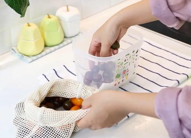 Cô nàng Sài Gòn chia sẻ mẹo bảo quản đồ ăn đang viral khắp cõi mạng: Hữu ích tới cỡ nào mà hút hơn 21k like? - Ảnh 6.