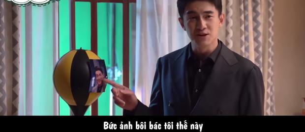 Đàm Tùng Vận đòi đấm vỡ mặt Lâm Canh Tân ở phim mới, ai dè bị mỹ nam bắt bẻ một chuyện hài hước hết cỡ - Ảnh 3.
