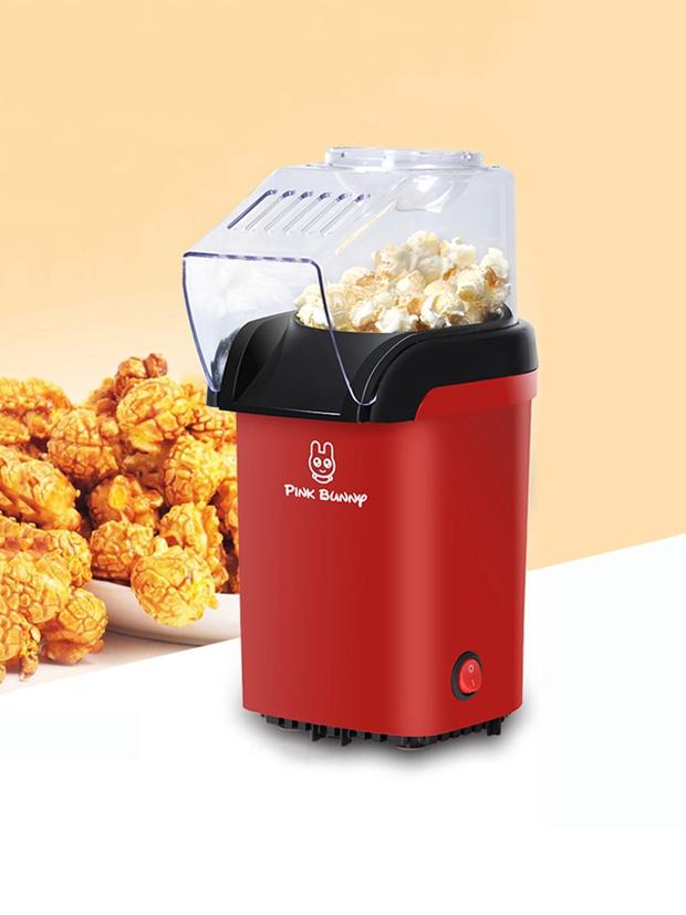 Bắt chước Hà Tăng sắm máy làm bắp rang bơ siêu tiện để nằm nhà xem phim xịn như đi cinema - Ảnh 12.