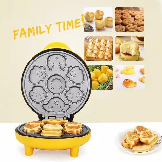 Chiếc máy làm bánh giá 1,3 triệu đồng được phong máy waffle Yoona, hãng sản xuất bỗng được thơm lây - Ảnh 8.