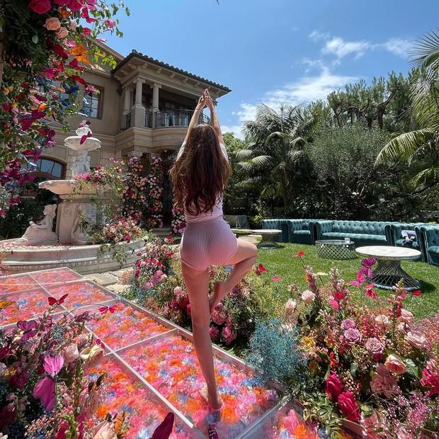 Cận cảnh không gian sống thượng lưu của nữ tỷ phú người Việt có toà lâu đài 800 tỷ, tiện nghi không khác gì resort 6 sao! - Ảnh 1.