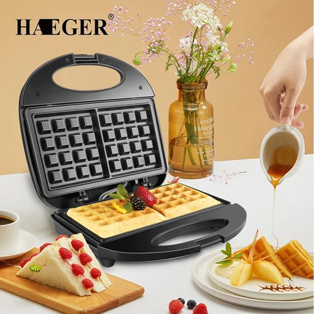 Chiếc máy làm bánh giá 1,3 triệu đồng được phong máy waffle Yoona, hãng sản xuất bỗng được thơm lây - Ảnh 10.