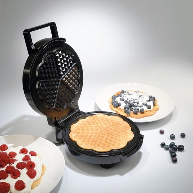 Chiếc máy làm bánh giá 1,3 triệu đồng được phong máy waffle Yoona, hãng sản xuất bỗng được thơm lây - Ảnh 14.