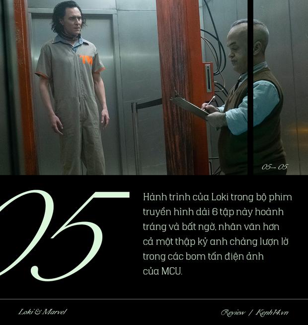 Loki: Khi Marvel tự biến mình thành trò đùa - Ảnh 12.