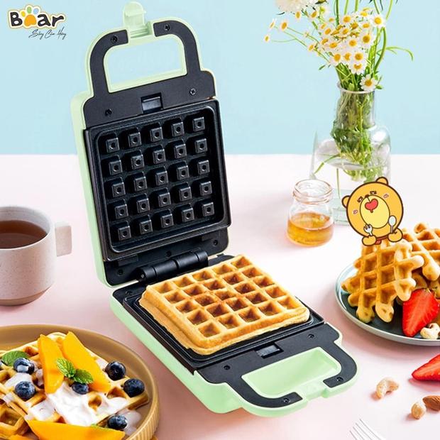 Chiếc máy làm bánh giá 1,3 triệu đồng được phong máy waffle Yoona, hãng sản xuất bỗng được thơm lây - Ảnh 16.