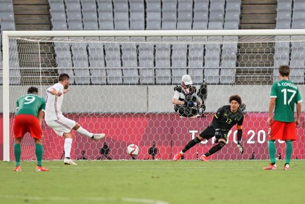 Vùi dập đội tuyển Pháp với tỷ số choáng váng 4-1, Mexico ra quân chất lừ tại Olympic 2020 - Ảnh 3.