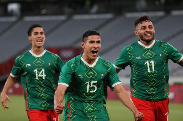 Vùi dập đội tuyển Pháp với tỷ số choáng váng 4-1, Mexico ra quân chất lừ tại Olympic 2020 - Ảnh 4.