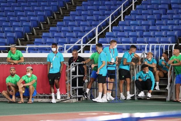 Sao Ngoại hạng Anh tỏa sáng rực rỡ, Brazil hạ gục Đức trong cơn mưa bàn thắng ở trận ra quân Olympic 2020 - Ảnh 18.