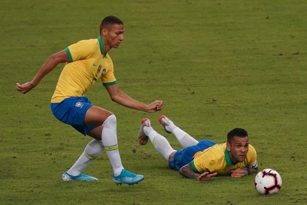 Sao Ngoại hạng Anh tỏa sáng rực rỡ, Brazil hạ gục Đức trong cơn mưa bàn thắng ở trận ra quân Olympic 2020 - Ảnh 17.