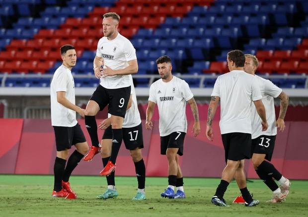 Sao Ngoại hạng Anh tỏa sáng rực rỡ, Brazil hạ gục Đức trong cơn mưa bàn thắng ở trận ra quân Olympic 2020 - Ảnh 15.