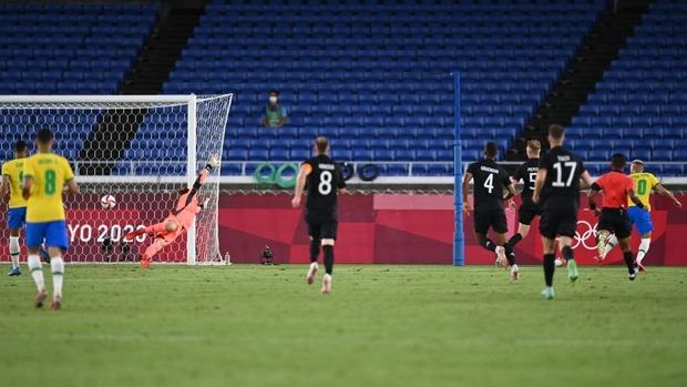 Sao Ngoại hạng Anh tỏa sáng rực rỡ, Brazil hạ gục Đức trong cơn mưa bàn thắng ở trận ra quân Olympic 2020 - Ảnh 13.