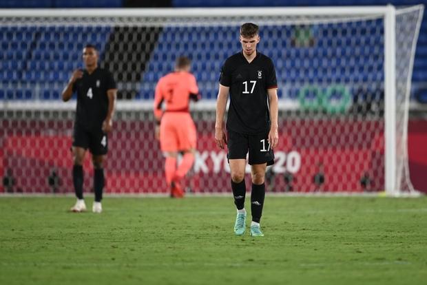 Sao Ngoại hạng Anh tỏa sáng rực rỡ, Brazil hạ gục Đức trong cơn mưa bàn thắng ở trận ra quân Olympic 2020 - Ảnh 8.