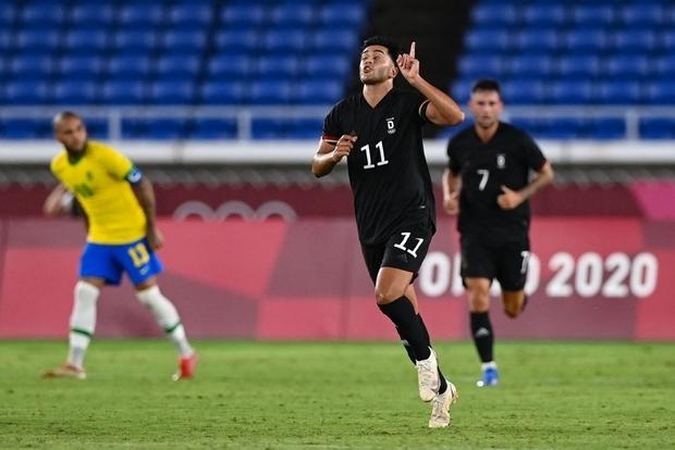 Sao Ngoại hạng Anh tỏa sáng rực rỡ, Brazil hạ gục Đức trong cơn mưa bàn thắng ở trận ra quân Olympic 2020 - Ảnh 6.