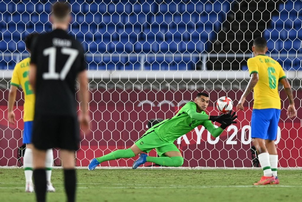 Sao Ngoại hạng Anh tỏa sáng rực rỡ, Brazil hạ gục Đức trong cơn mưa bàn thắng ở trận ra quân Olympic 2020 - Ảnh 7.