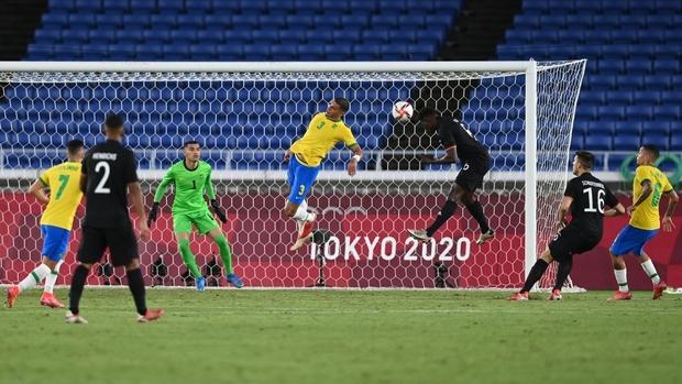 Sao Ngoại hạng Anh tỏa sáng rực rỡ, Brazil hạ gục Đức trong cơn mưa bàn thắng ở trận ra quân Olympic 2020 - Ảnh 4.