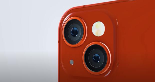Hé lộ hình ảnh iPhone 13 màu cam lè nhưng vẫn cực kỳ hút mắt - Ảnh 3.