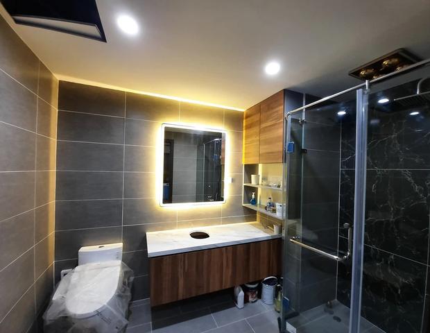 Nhà Chi Pu có gương đèn led hịn quá, mua về trưng phòng tắm thì sang xịn như khách sạn 5 sao - Ảnh 6.