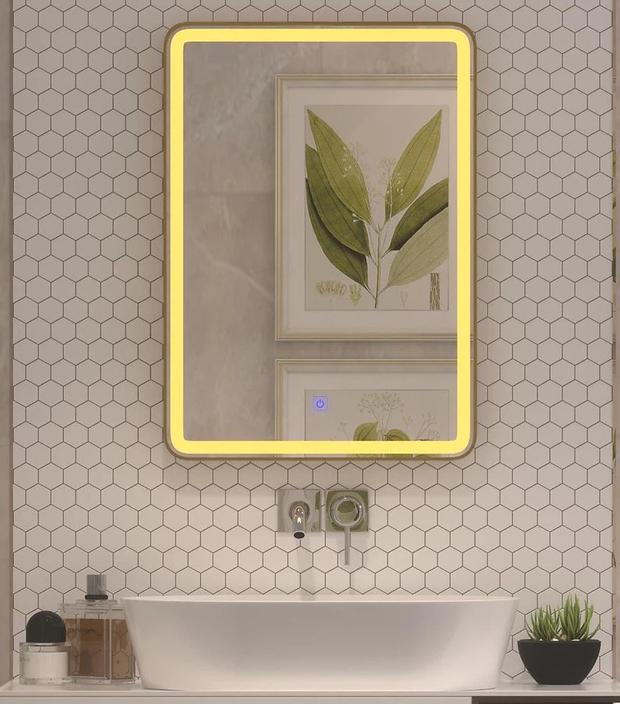 Nhà Chi Pu có gương đèn led hịn quá, mua về trưng phòng tắm thì sang xịn như khách sạn 5 sao - Ảnh 4.