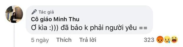Cô giáo Vật lý đang hot thanh minh chuyện đã có bạn trai, còn tha thiết mong netizen làm 1 điều cho mình - Ảnh 3.