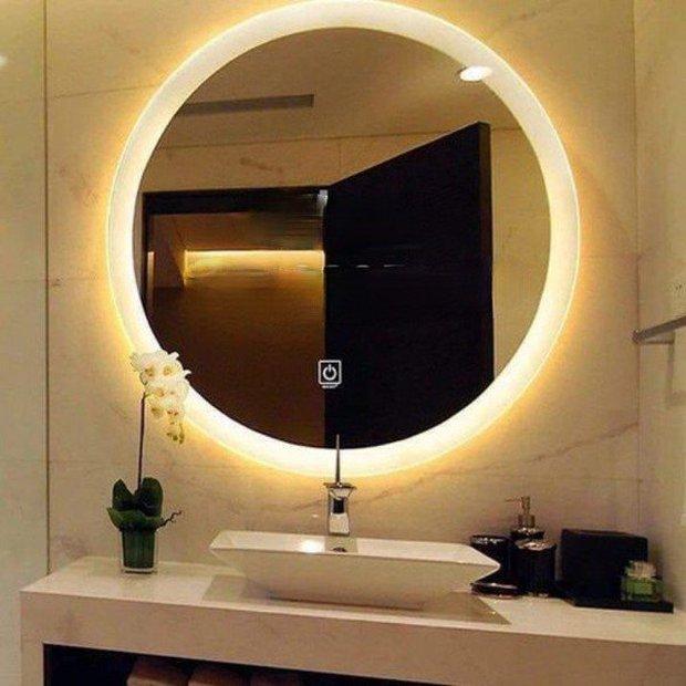 Nhà Chi Pu có gương đèn led hịn quá, mua về trưng phòng tắm thì sang xịn như khách sạn 5 sao - Ảnh 8.