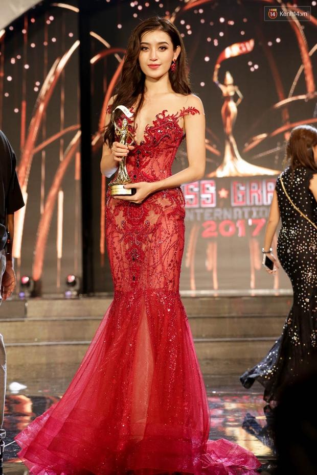 Huyền My từng bật khóc nức nở đến mức bị giám khảo chê trách tại Miss Grand International, sau 4 năm chính chủ đã lên tiếng! - Ảnh 6.