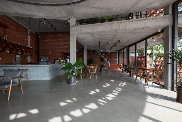 Hà Nội: Quán cà phê lấy cảm hứng từ cành cây và hang động của người tiền sử đẹp lạ trên báo Mỹ - Ảnh 7.