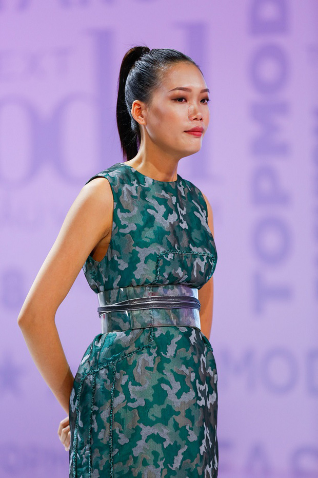Có một nữ người mẫu phải rời khỏi Vietnams Next Top Model vì... mang thai? - Ảnh 1.