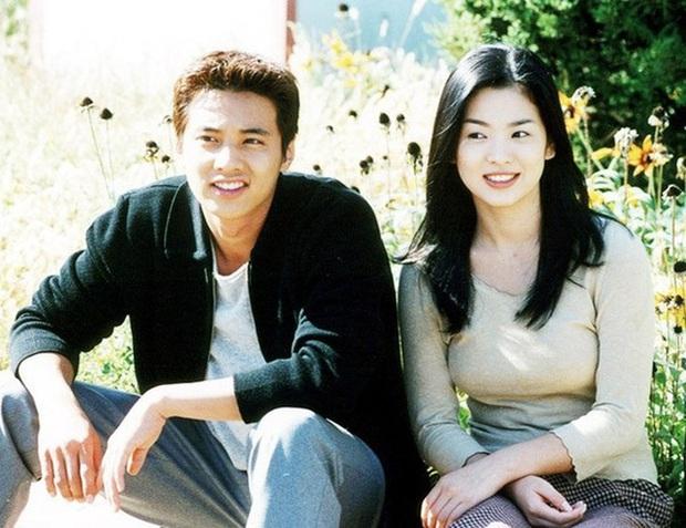 Quá khứ của Won Bin: Bắt rắn mưu sinh, chụp ảnh ở tường nhà hàng xóm để thi tuyển diễn viên và cú chuyển mình thành tài tử hot nhất xứ Hàn - Ảnh 6.