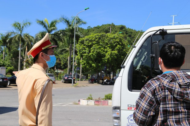 Lái xe Cần Thơ đi qua Nghệ An dương tính với SARS-CoV-2 - Ảnh 1.