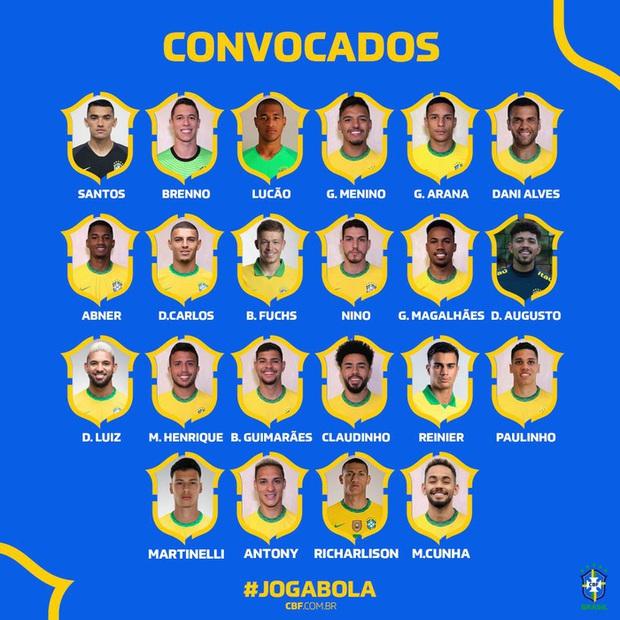 Preview ĐT bóng đá Olympic Brazil: Tham vọng bảo vệ tấm huy chương vàng - Ảnh 2.