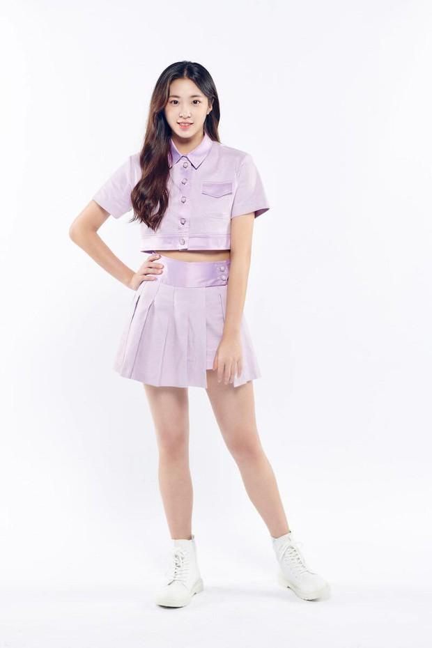 Thực tập sinh nói tiếng Việt tại show Mnet: Là em gái AOA, visual đáng yêu và có nửa dòng máu Việt Nam? - Ảnh 2.