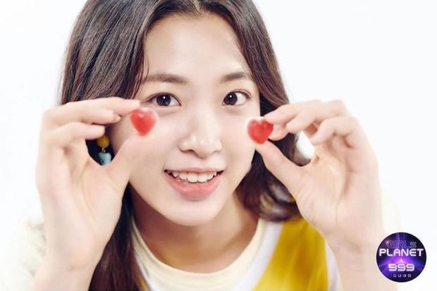 Thực tập sinh nói tiếng Việt tại show Mnet: Là em gái AOA, visual đáng yêu và có nửa dòng máu Việt Nam? - Ảnh 7.