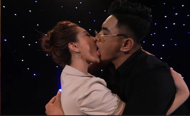 Trai trẻ hôn bạo cùng Mon 2K từng tuyên bố gây sốc: Lên show hẹn hò để đánh bóng tên tuổi! - Ảnh 1.