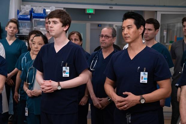 Vì sao The Good Doctor vượt mặt cả Nevertheless lẫn Hospital Playlist 2, trở thành phim y khoa hot nhất lúc này? - Ảnh 5.