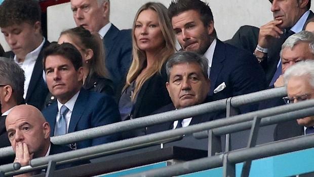 Bố con Beckham đi du thuyền vi vu nước Ý: Harper phổng phao, Cruz tóc hồng chói nhưng vẫn chịu thua ông bố David mlem - Ảnh 7.