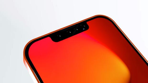 Hé lộ hình ảnh iPhone 13 màu cam lè nhưng vẫn cực kỳ hút mắt - Ảnh 2.