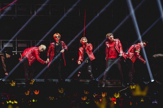 BIGBANG comeback thật rồi: T.O.P xuất hiện ở phòng thu, producer còn hé lộ là một sản phẩm của toàn nhóm? - Ảnh 4.
